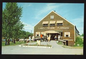 Glendale, New Hampshire/NH Postcard, Lakes Region Playhouse, 1960's?