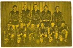Furman University, Basketball Team, Greenville, South Carolina, 1942
