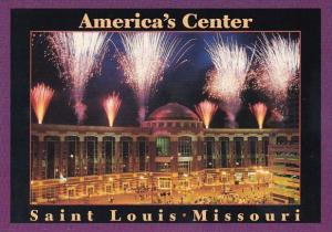 Americas Center Saint Louis Missour
