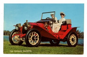 1908 Packard Roadster Model 30 with Mother-in-Law Seat