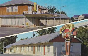 Webb's Motel , OTTAWA , Ontario. , Canada , 40-60s