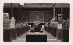 RP; Interior of National Muesum, Mexico City, 10-20s