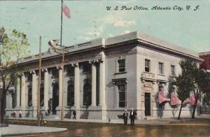 New Jersey Atlantic City U S Post Office 1910