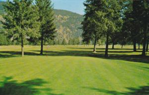 Golf Course , CHRISTINA LAKE , B.C. , Canada , 50-60s
