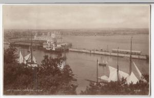 Dorset; Weymouth, General View From Nothe RP PPC 1917 PMK, By Photochrom