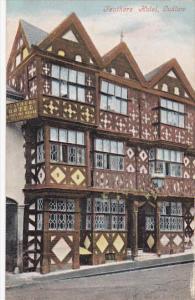 Ludlow , Shropshire, England , 00-10s : Feathers hotel
