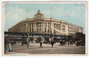 Boston, Mass, South Station