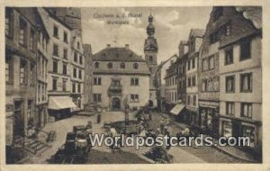 Marktplatz Cochem a d Mosel Germany Unused