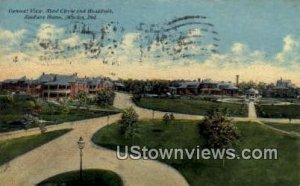 Steel Circle & Hospitals, Soldiers Home - Marion, Indiana IN
