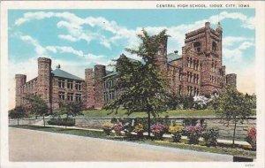 Iowa Sioux City Central High School