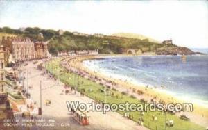 United Kingdom, UK, England, Great Britain Wueens Promenade & Onchan Head Dou...