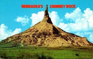 Nebraska Bayard Chimney Rock