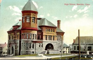 Connecticut Meriden High School