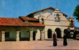 California King City Mission San Antonio De Padua Founded 1771