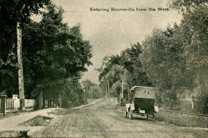 Canada - ON, Beamsville (Lincoln) Entering from the West