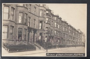 Yorkshire Postcard - Prince of Wales Terrace, Scarborough  HP308