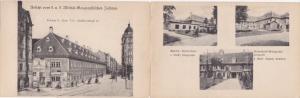 Austria Vienna Wien Militaer Geographischen Institut & More Double Card