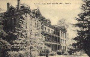 Fairchild Hall, Berea College - KY