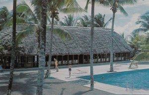 SAMOA , 50-60s ; Apia , Aggie's Hotel #2