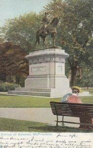 WASHINGTON , D.C. , 1901-07 ; Statue of General McPherson