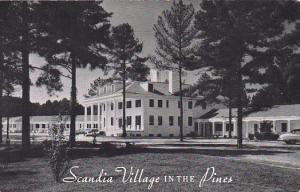 North Carolina Neuse Scandia Village In The Pines