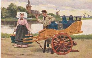 Dutch Milk Cart , 00-10s