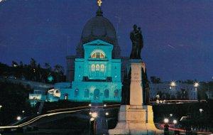 Canada Montreal Quebec Saint Joseph's Statue and Oratory 03.87