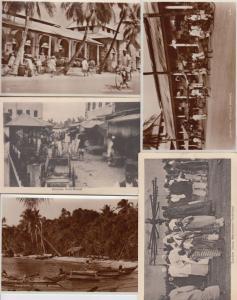 ADEN YEMEN 76 Cartes Postales 1900-1940.