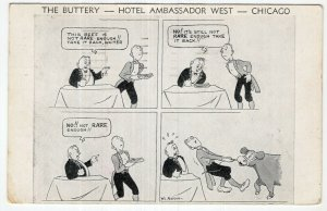 Chicago, The Buttery - Hotel Ambassador West