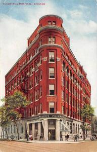 Augustana Hospital, Chicago, IL, USA Augustana  Chicago, IL, USA 1912