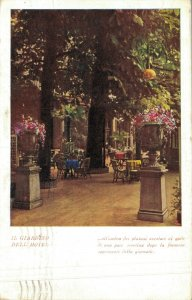 Italy Bellagio Pegli Pavia and more with RPPC Postcard Lot of 8 01.18