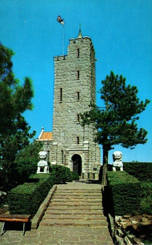 Colorado Cheyenne Mountain Will Rogers Memorial