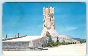 DOLORES HIDALGO, Gto.,  Mexico ~ MONUMENT of INDEPENDENCE c1960s Postcard