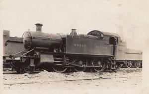 GWR Class 2-6-2T No 3131 Churchward & Collett Train RPC Postcard