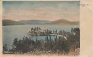 VERON , B.C. , 1908 ; Okanagan Lake