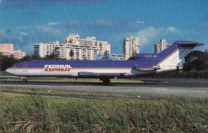 Federal Express Boeing 727 2S2F Advanced