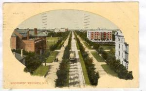 Broadway, , Winnipeg, Manitoba, Canada, PU-1910