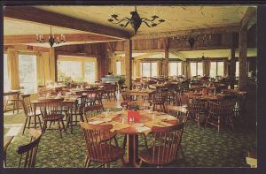 The Whale Inn,Goshen,MA Postcard