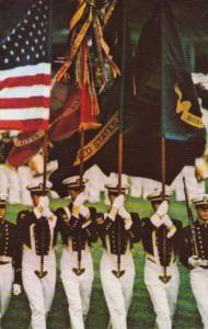 Maryland Annapolis Color Guard United States Naval Academy