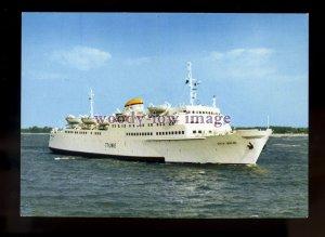 FE2580 - German TT Line Ferry - Gosta Berling , built 1962 - postcard