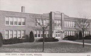 Dodge School Grand Island Nebraska