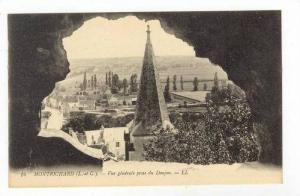 Vue Generale Prise Du Donjon, Montrichard, France, 1900-1910s