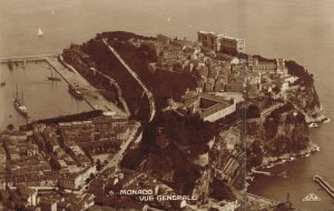 Monaco Vue Generale Real Photo 03.94