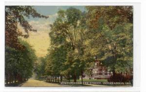 North Delaware Street, Indianapolis, Indiana, PU-1911