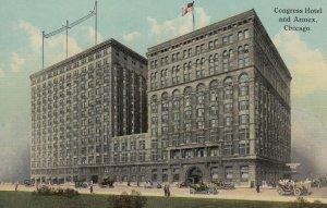 CHICAGO , Illinois , 00-10s ; Congress Hotel & Annex