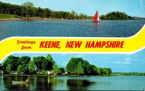 New Hampshire Keene Greetings
