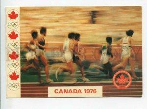 3165049 olympiad CANADA 1976 Canadian Athletes postcard