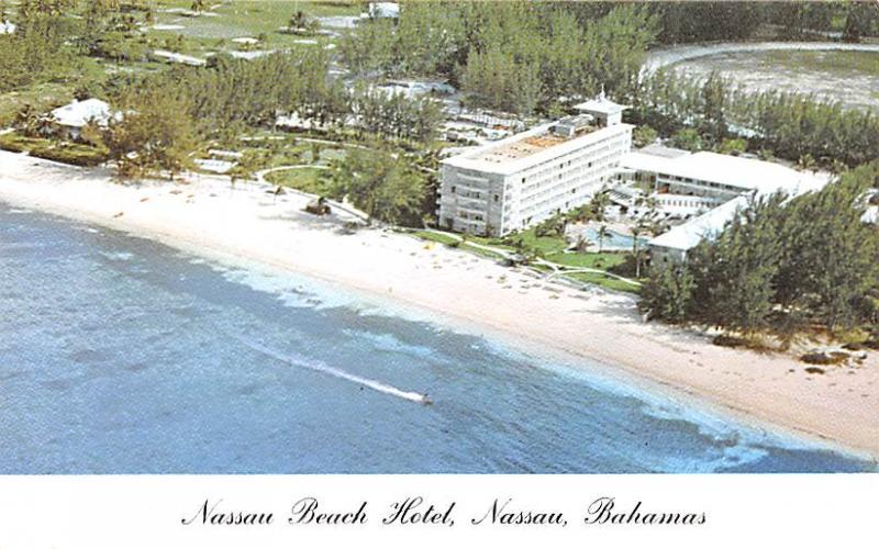 Nau Bahamas Virgin Islands Beach Hotel Beac