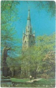 Sacred Heart Church, University of Norte Dame South Bend IN