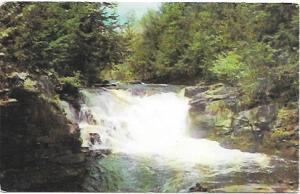 US Unused. Winona 5 Falls, Pennsylvania
